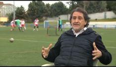 Raúl Ruiz, protagonista esta madrugada en 'Héroes de la Copa'. RTVE