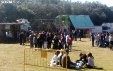 Una imagen del paraje de Campiserrado este sábado. /SN