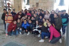 50 alumnos del Politécnico visitan el Seminario