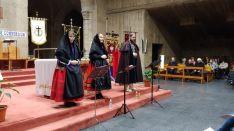 Pregón de Semana Santa de Soria 2019. /M-audiovisuales