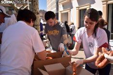 Operación Bocata en Soria.