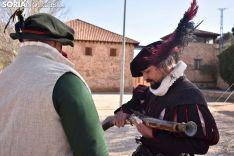 Oria Dauria celebra el Día de Castilla y León en Soria.