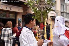 Domingo de Ramos 2019 en Soria. /EM