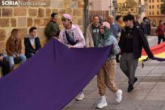 Día de la República en Soria.