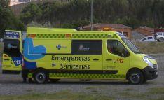 Ambulancia Soporte Vital Básico de Emergencias Sanitarias-Sacyl. Junta de Castilla y León