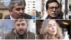 Cierre de Campaña en Soria. /Jasmín Malvesado