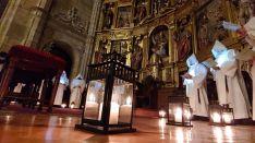 Vísperas de Luz. Nueva procesión en la capital de Soria. M-audiovisuales