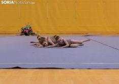 Torneo Escolar de Gimnasia. /Jasmín Malvesado