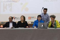 XX Jornadas Gráficas de la Escuela de Artes de Soria. /Jasmín Malvesado.