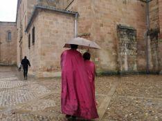 Foto 5 - Suspendida la procesión del Vía Crucis de las Caídas de Jesús por las calles