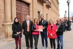 Presentación oficial de los candidatos socialistas a las Cortes de Castilla y León. PSOE