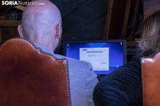 La Quiñonería tendrá una mesa electoral formada por vecinos de Soria. /Jasmín Malvesado