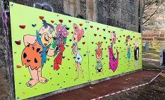 Los colegios eligen los juegos dibujados en sus patios de la mano de los Presupuestos Infantiles