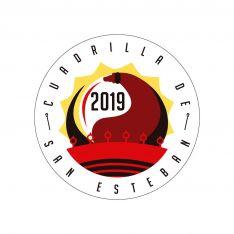 Foto 6 - Logotipos de las cuadrillas para las Fiestas de San Juan 2019