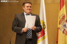 José Luis Ruiz, de la Jefatura de Festejos del Ayuntamiento de Soria