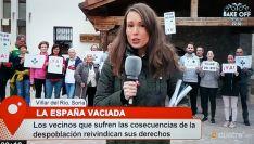 Villar del Río y su farmacia, protagonistas en Cuatro