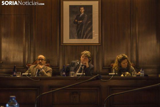 Pleno en el Ayuntamiento. SN