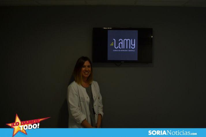 Jessica Lamy