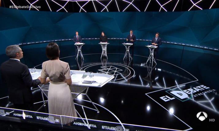 Foto 1 - El 'Debate Decisivo' se acuerda de la España Vaciada pero no de medidas para rellenarla