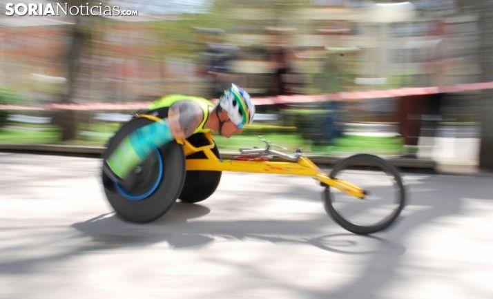 Foto 1 - La Junta mantiene su compromiso con el deporte adaptado con 'Tiempos Paralímpicos'