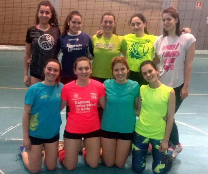Nueve chicas, que forman el primer equipo Sénior, empezarán a entrenar a las órdenes del Río Duero. CDV Río Duero