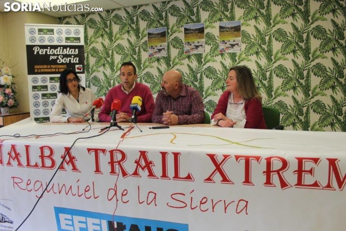Presentación de la I Muñalba Trail Xtrem
