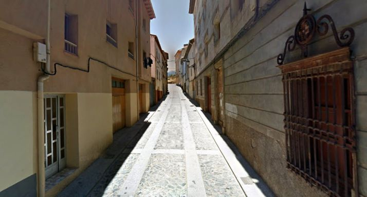 Calle de la Inmaculada Concepción. /GM