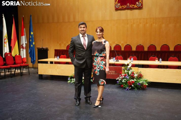 Nombramiento / María Ferrer
