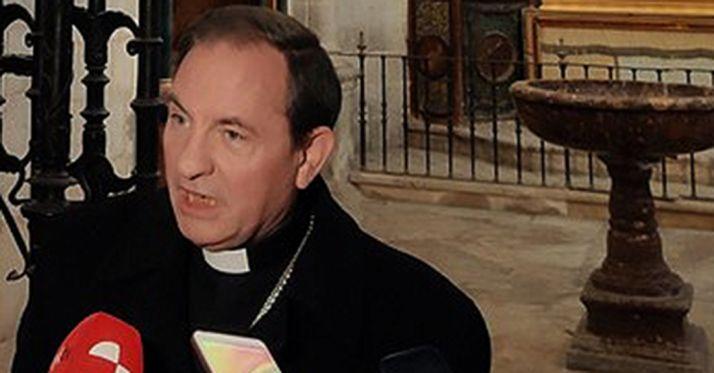 Abilio Martínez Varea, obispo de Osma-Soria. /DOS