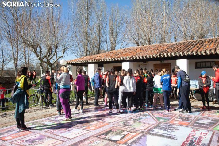 Orienta UVa / María Ferrer