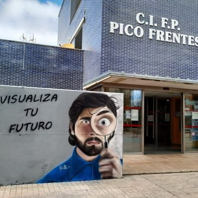 Foto 1 - El CIFP Pico Frentes celebra su jornada de puertas abiertas este miércoles 3