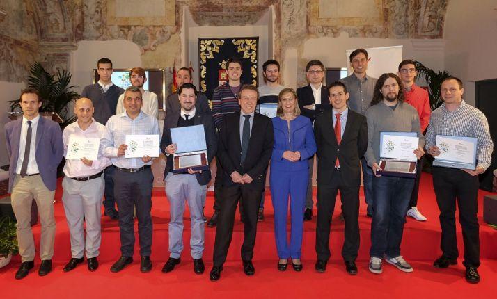 Foto 1 - La Junta entrega los premios del III Concurso de Datos Abiertos de CyL