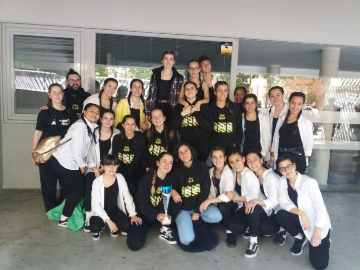 Foto 1 - Los sorianos de Innovaction Dance Crew brillan en Madrid