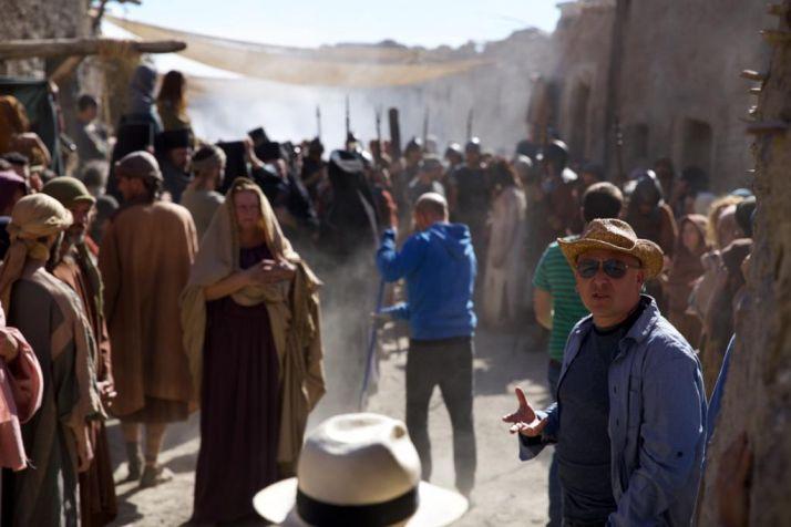 Película histórica busca figurantes en Soria