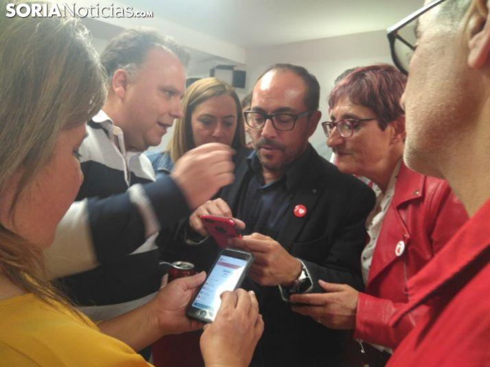 Foto 1 - Los resultados electorales del 28-A en Soria resumidos en 15 titulares