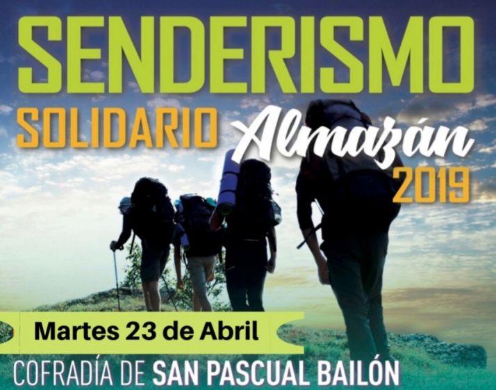 Foto 1 - La marcha solidaria de Almazán se pospone el 23 de abril