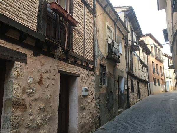 Foto 1 - Subvenciones para arreglo de fachadas y cubiertas en El Burgo