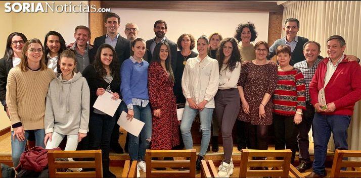 Los profesionales participantes. /SN