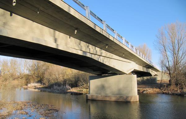 Puente de D. Eduardo Torroja. /almarail.com