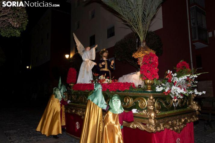 Santo Entierro. /Jasmín Malvesado