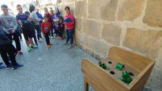 Foto 3 - Duruelo de la Sierra se lo pasa pipa en el Campeonato Provincial de Juegos Populares