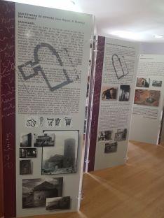 Exposición de Gaya Nuño en la Biblioteca de San Esteban de Gormaz.