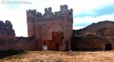 Torre del castillo de Berlanga de Duero. /SN