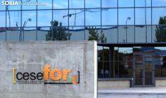 El Cesefor, en Soria, uno de los centros que podrán acceder a estas ayudas. /SN