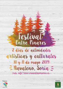 Foto 3 - El Festival 'Entre Pinares' inunda  Navaleno con Performance, artesanos, creaciones colectivas y teatro