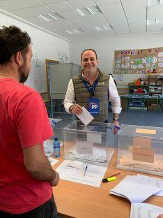 Miguel Ángel Cobo candidato de El Burgo de Osma.
