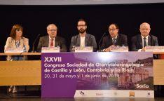 Soria acoge el XXVII Congreso de la Sociedad de Otorrinolaringología de CyL, Cantabria y La Rioja