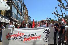 Manifestación del 1 de mayo de 2019 en Soria. Soria Noticias