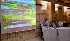 De izquierda a derecha, Daniel y Florentino Villar y Francisco Montaner. /SN