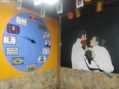 """Foto 3 - Santiago 2019: """"Hemos pintado la cuadrilla con un proyector y mucho mimo"""""""